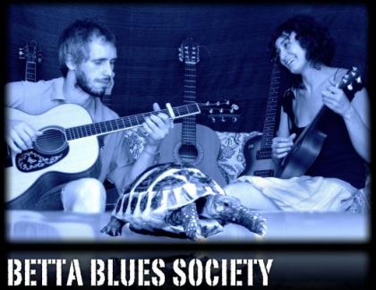 BETTA BLUES SOCIETY