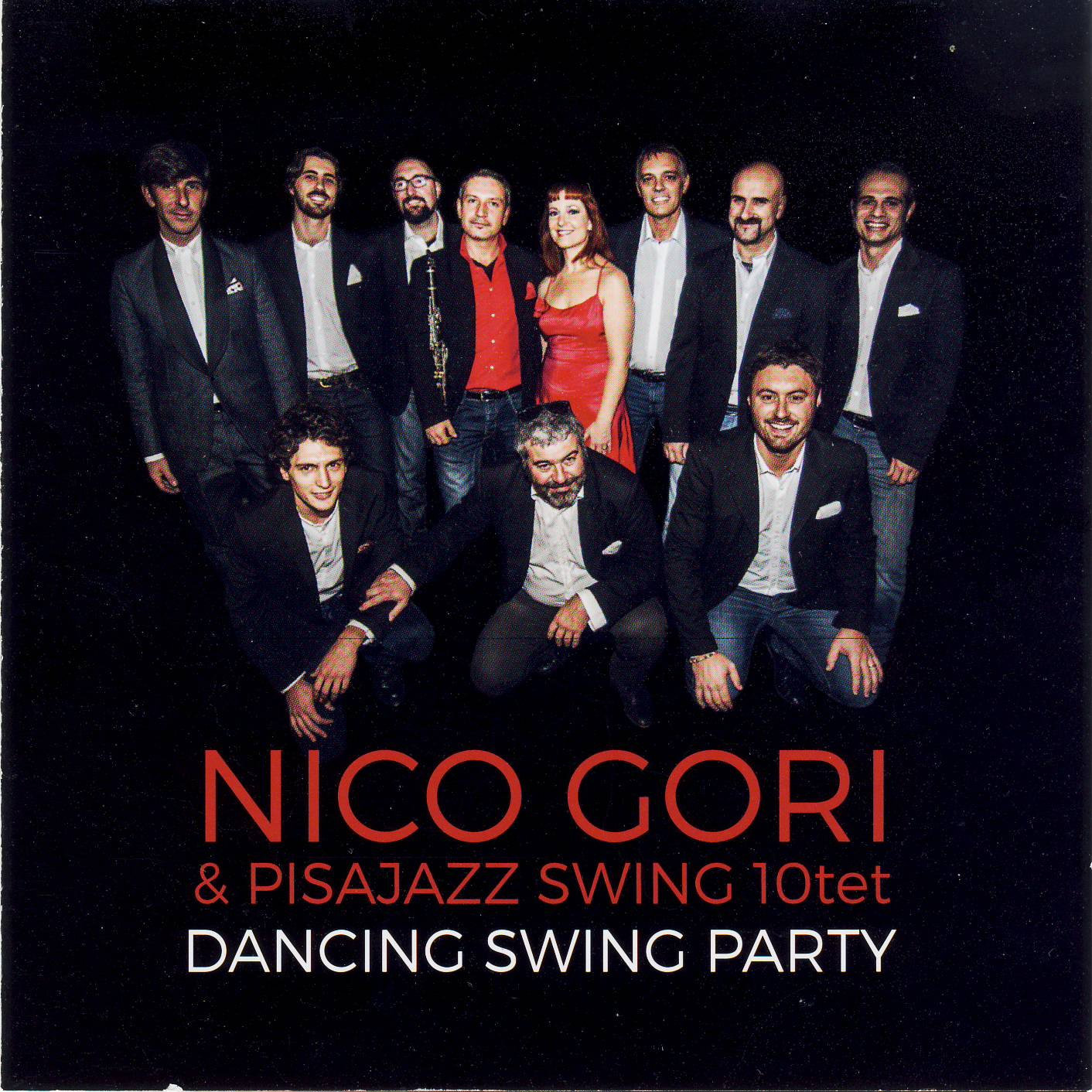 NICO GORI SWING  10TET - DANCING SWING PARTY