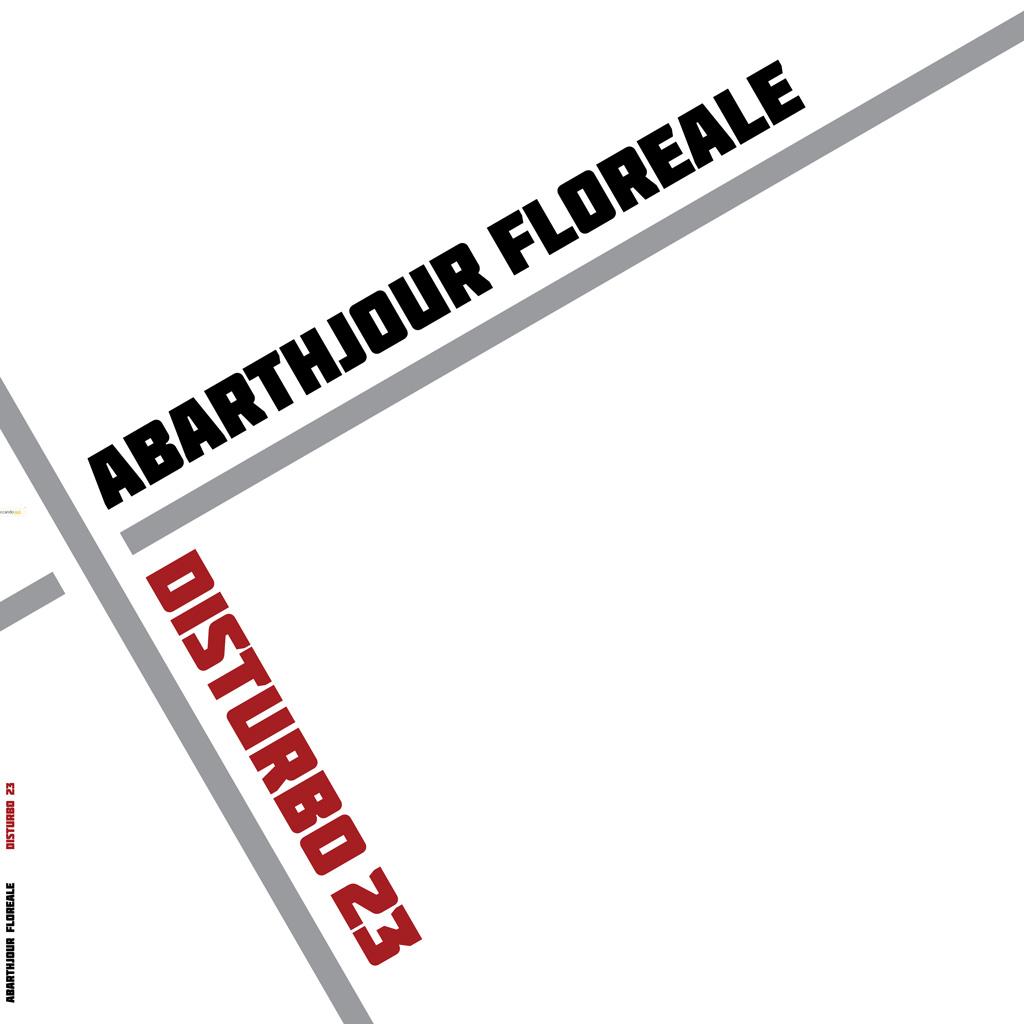 ABARTHJOUR FLOREALE - DISTURBO 23